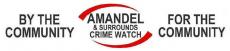 Amandel and Surrounds Crime Watch